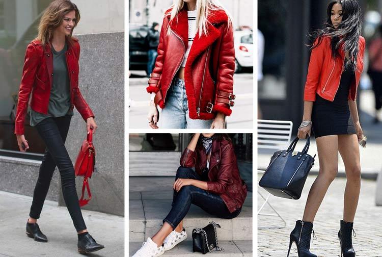looks-com-jaqueta-de-couro-vermelho