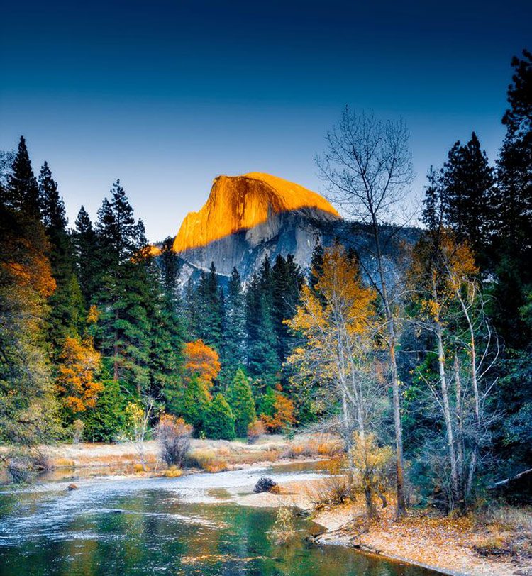 Parque-de-Yosemite-nos-Estados-Unidos