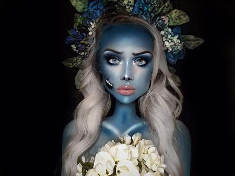 maquiagem-halloween-a-noiva-cadaver
