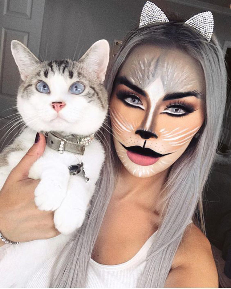 maquiagem-halloween-animais