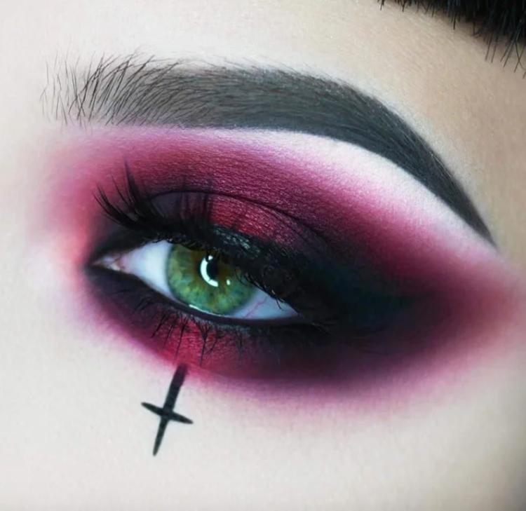 maquiagem-halloween-diferentes