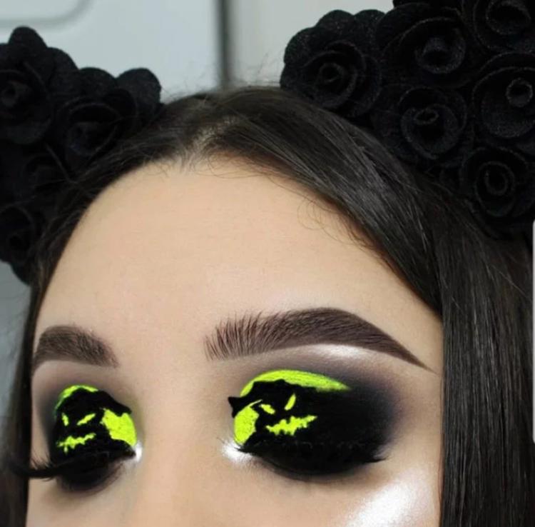 maquiagem-halloween-neon