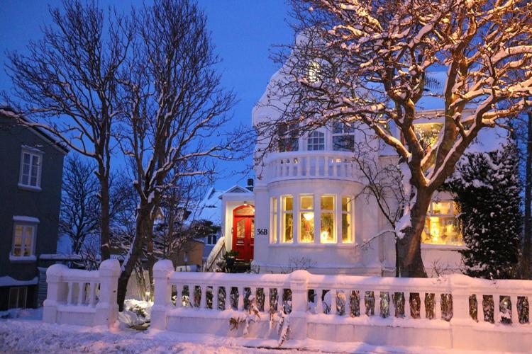 Natal-em-Reykjavik