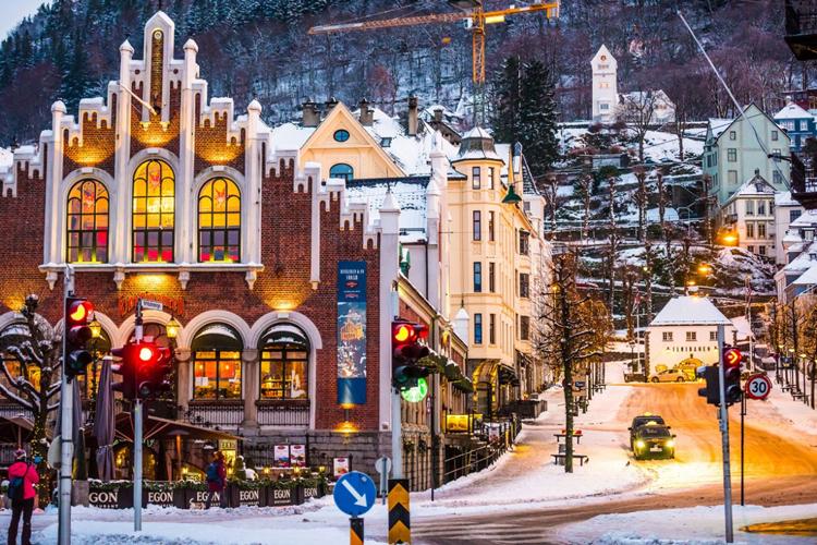 Natal-na-Noruega