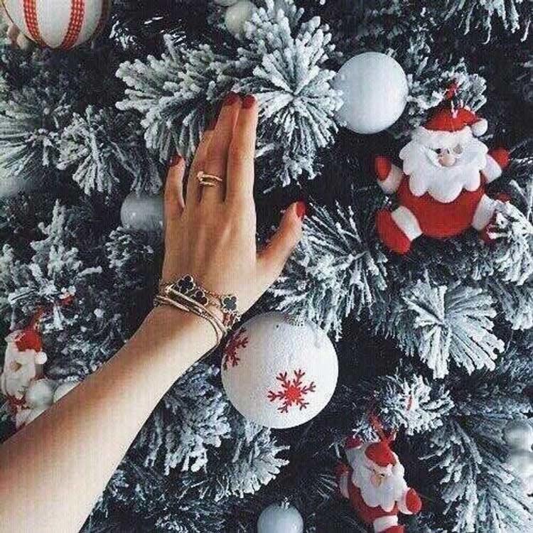 como-decorar-árvore-de-natal