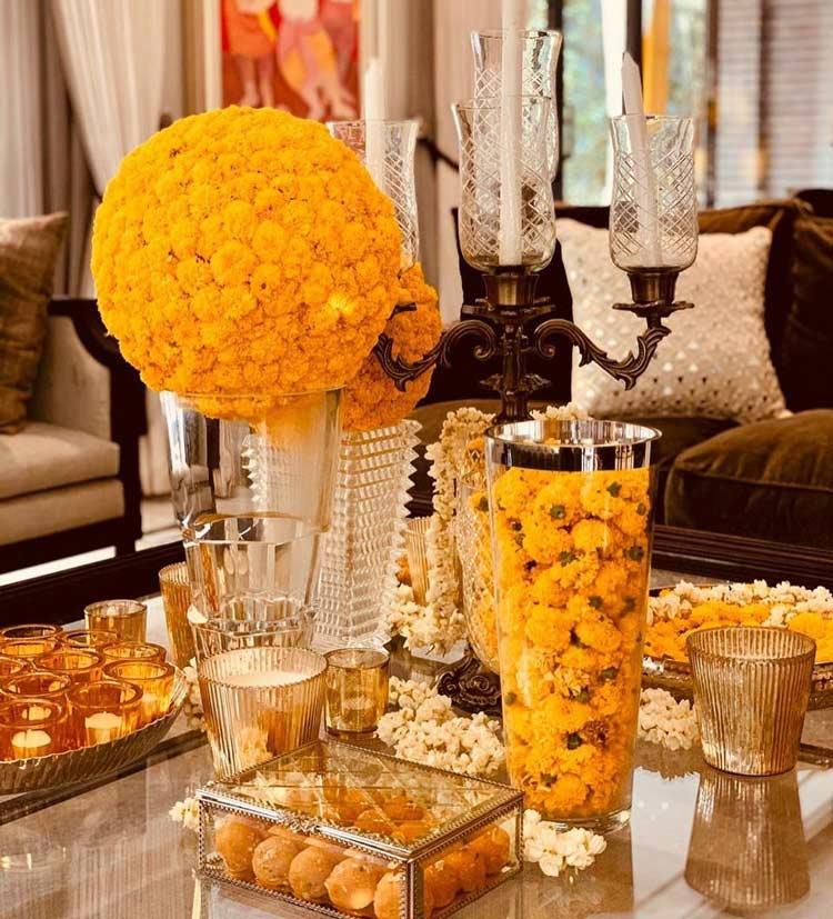 decoração-casamento-amarelo