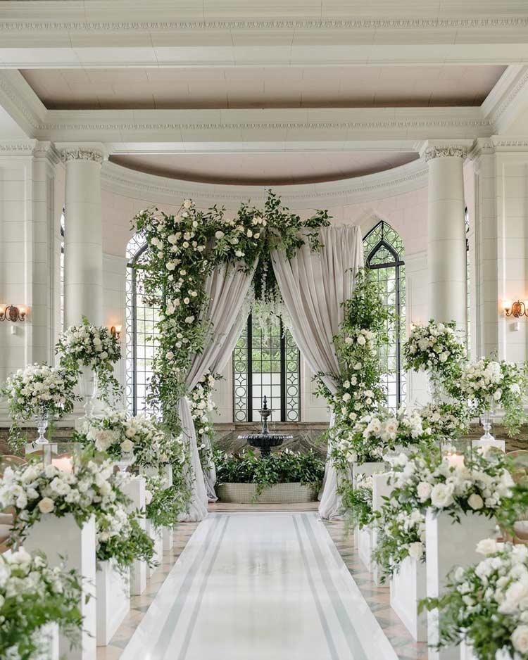 decoração-casamento-branco