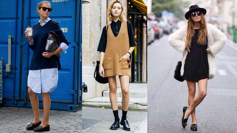 mocassim-feminino-tendencia-loafer-vestido-looks-como-usar