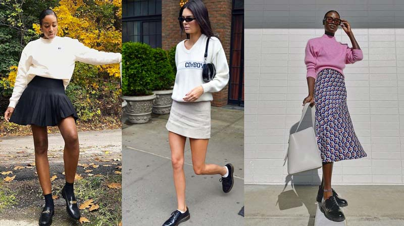 mocassim-sliper-loafer-feminino-looks-como-usar-saia
