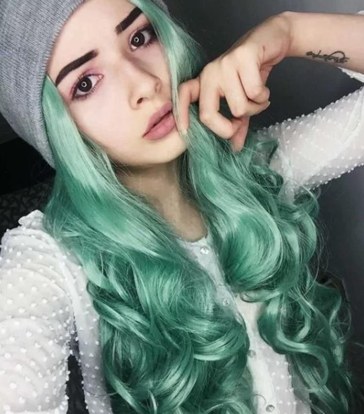 verde-menta-cabelos-looks