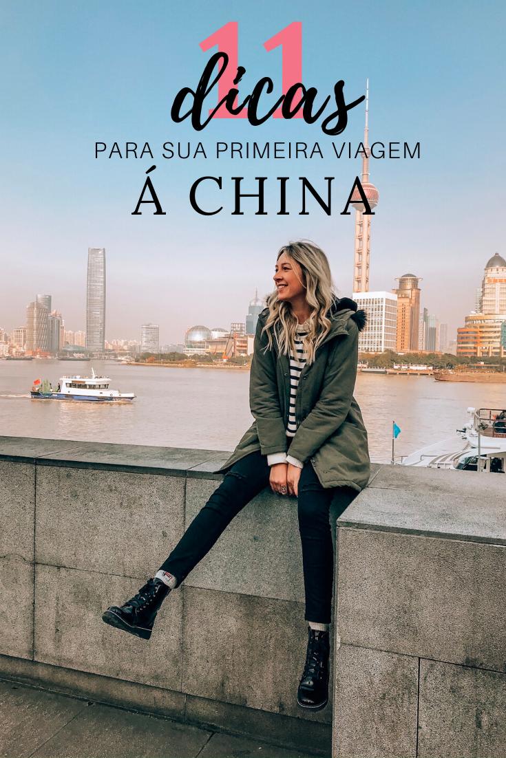 11 dicas para sua primeira viagem à China