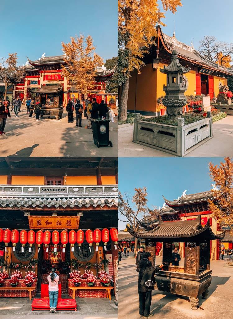 LongHua-Templo-xangai