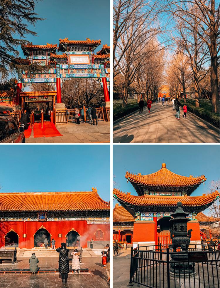 Templo-de-Yonghegong-Lama
