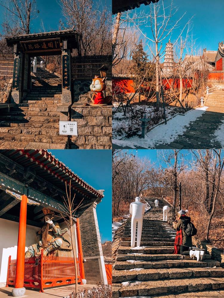 Templo-do-Pagode-Yuantong-em-gubei-water-town