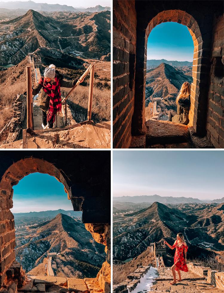 grande-muralha-da-china-de-simatai-gubei-water-town