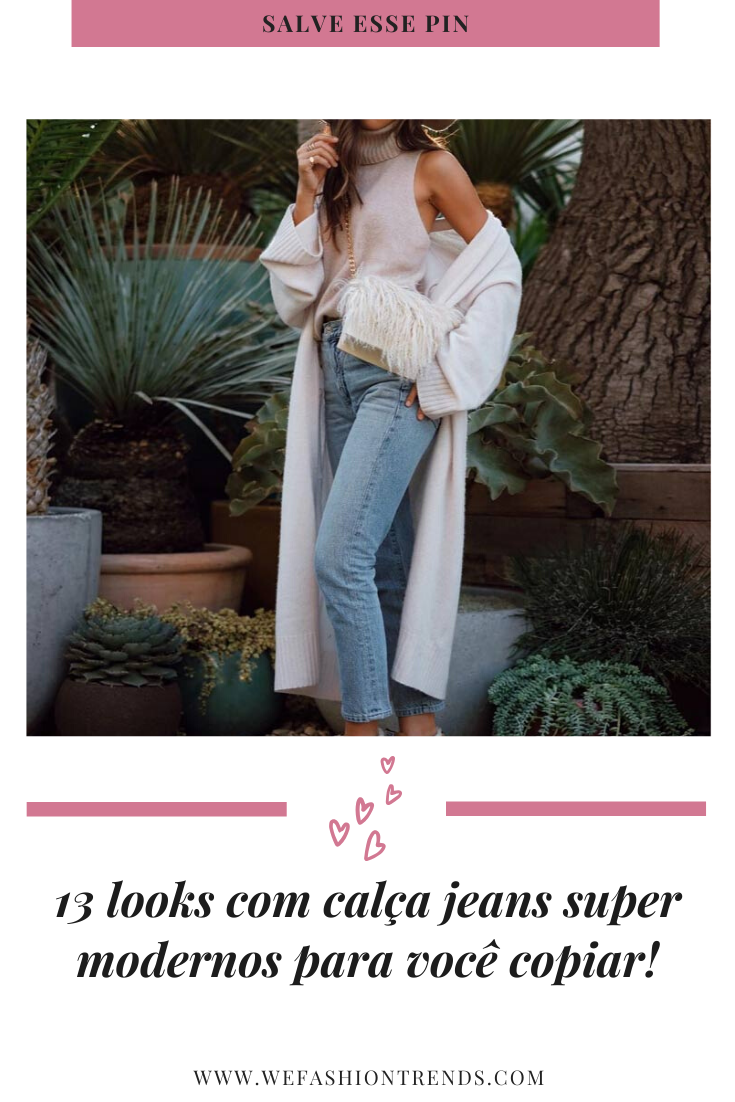 13 looks with jeans