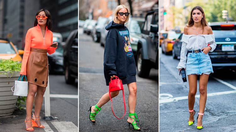 Como-Usar-Looks-com-Sapatos-Coloridos-neon