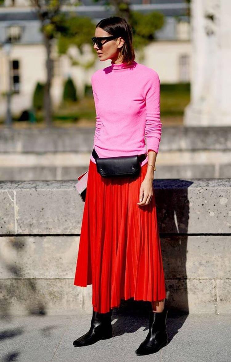 cores-que-combinam-com-cabelo-castanho-rosa