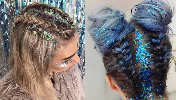 glitter-nos-cabelos-carnaval