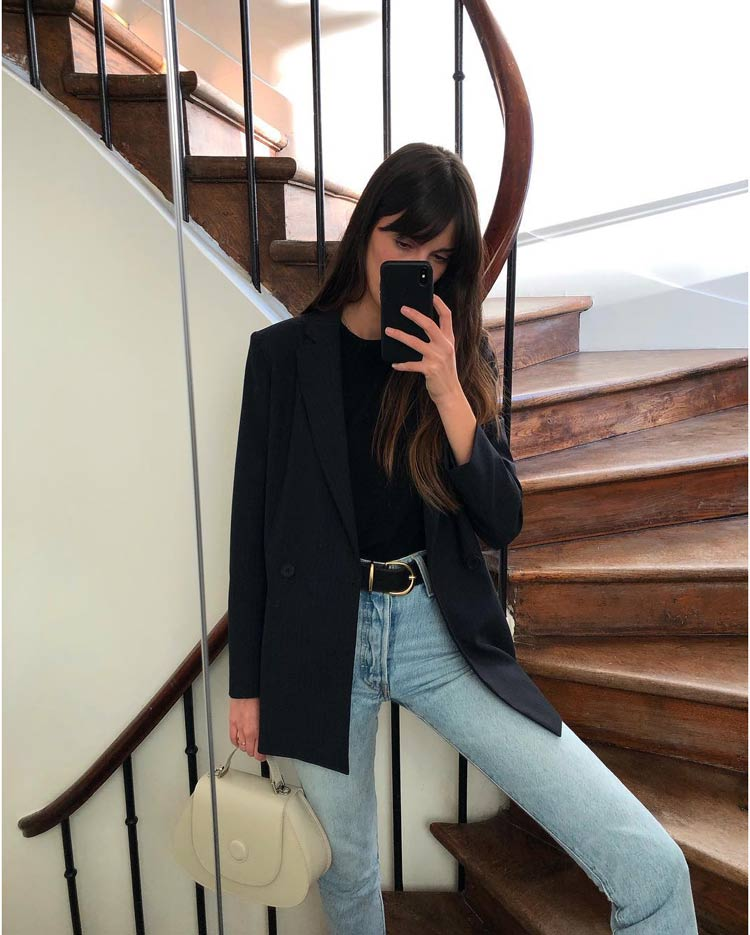 "jeans-work-looks ""width ="" 750 ""height ="" 935 ""srcset ="" https://www.wefashiontrends.com/wp-content/uploads/2020/01/looks-of-working -with-jeans.jpg 750w, https://www.wefashiontrends.com/wp-content/uploads/2020/01/looks-of-working-jeans-241x300.jpg 241w, https: / /www.wefashiontrends.com/wp-content/uploads/2020/01/jeans-working-jeans-528x658.jpg 528w ""sizes ="" (max-width: 750px) 100vw, 750px ""/></p> <h2 class="
