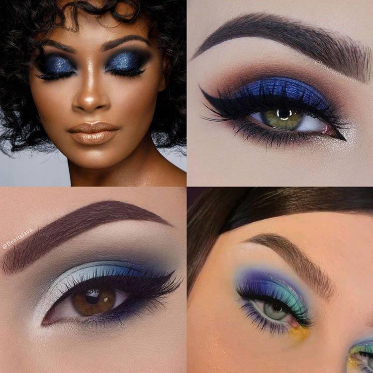 maquiagem-carnaval-azul
