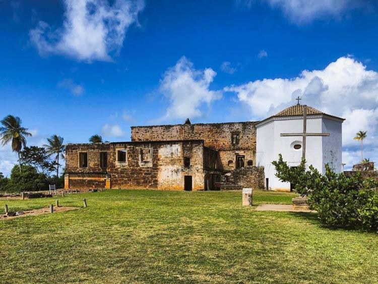 Castelo-Garcia-D'Ávila-Mata-de-São-João-