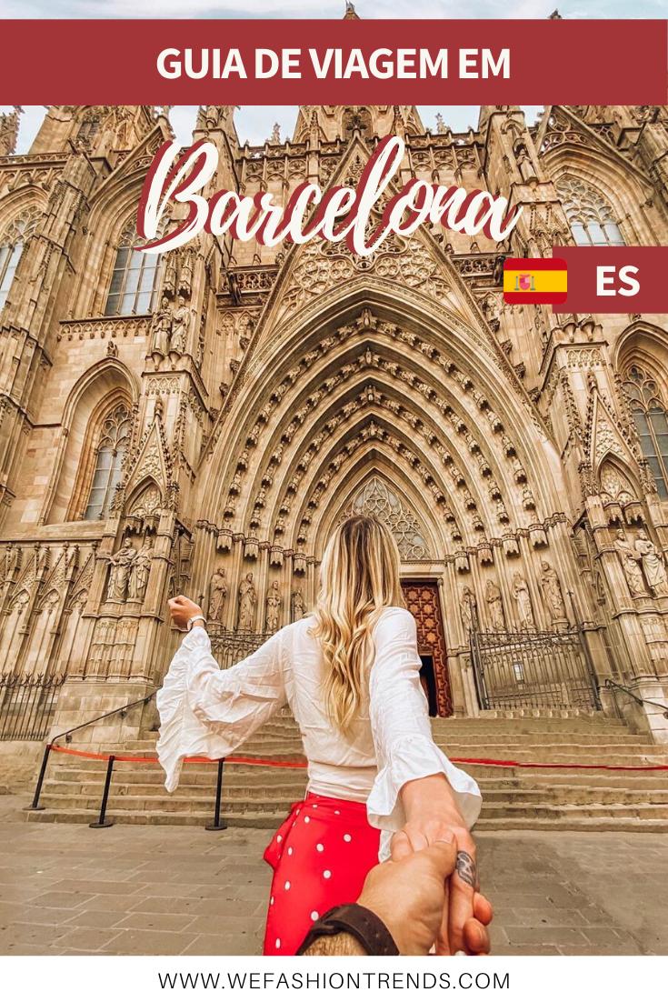 barcelona guia de viagem