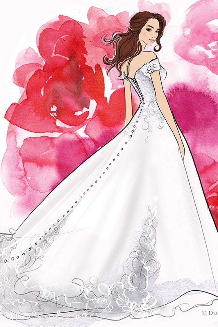 vestido-de-noiva-princesa-bella