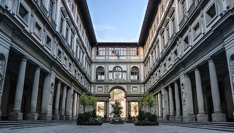 Galleria-degli-Uffizi