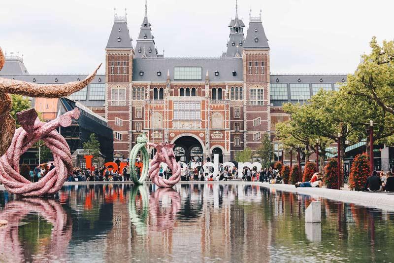 Rijksmuseum-Amsterda