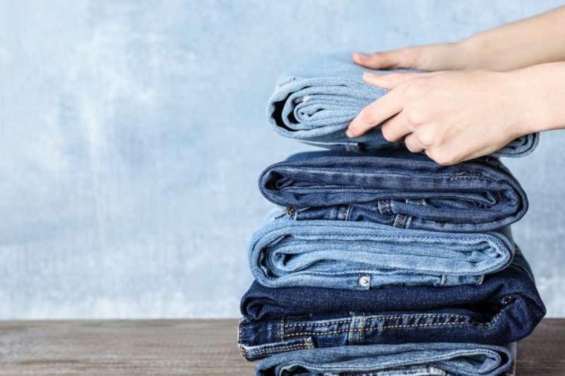 como-dobrar-calças