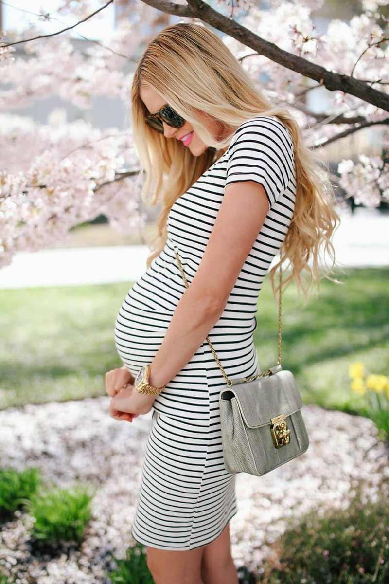 vestido-de-malha-looks-gravidez