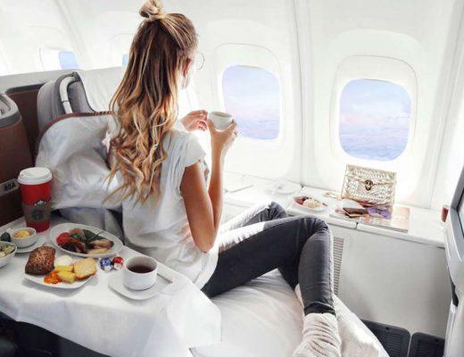 comida-de-aviao-primeira-classe