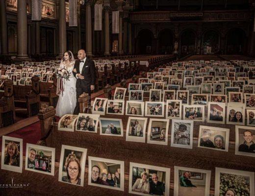 casameto-igreja-com-fotos-dos-convidados