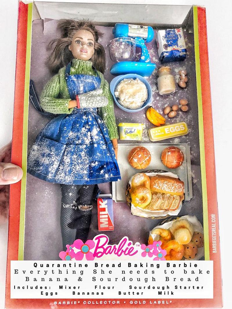 barbie-na-quarentena-cozinheira