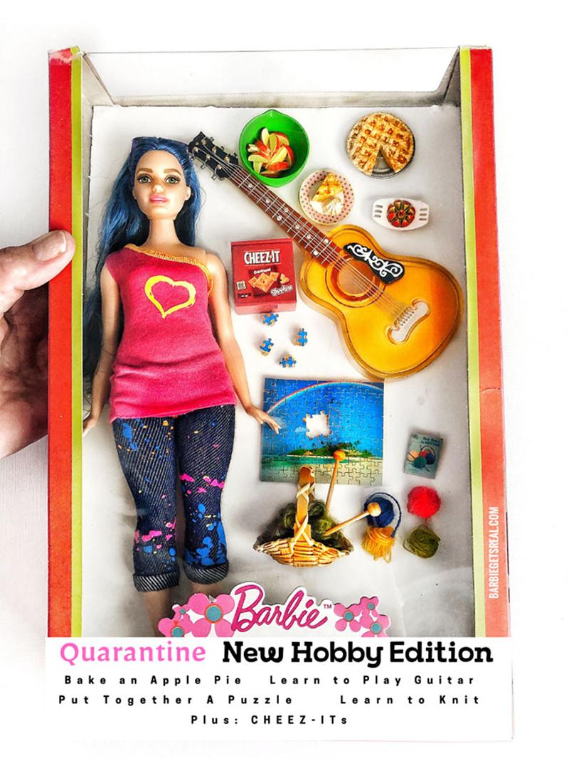 barbie-na-quarentena-hipster