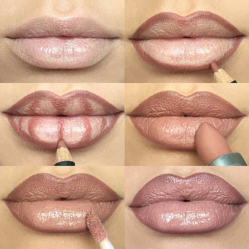 como-dar-mais-volume-aos-labios-com-maquiagem