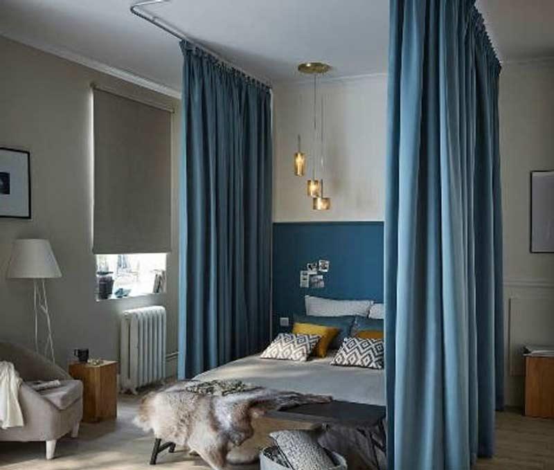cortinas-para-separar-comodos-apartamentos-pequenos