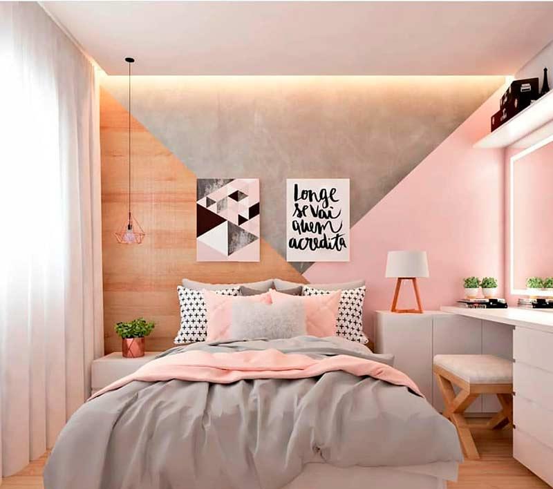 parede-geometrica-quarto-casal