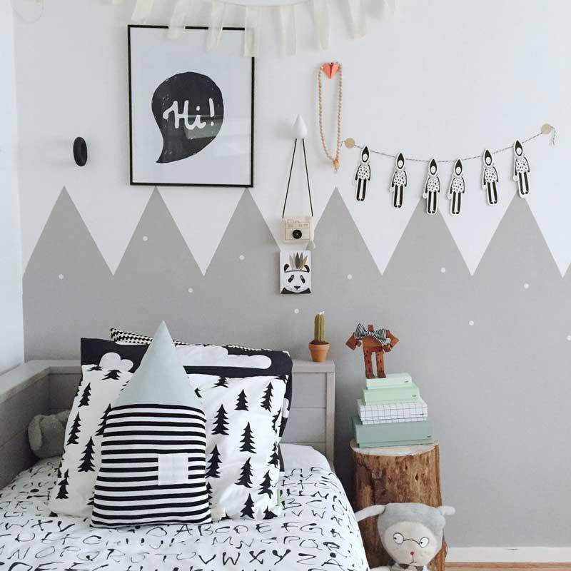 parede-geometrica-quarto-crianca