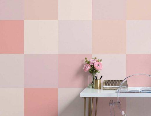parede-geometrica-tons-rosa