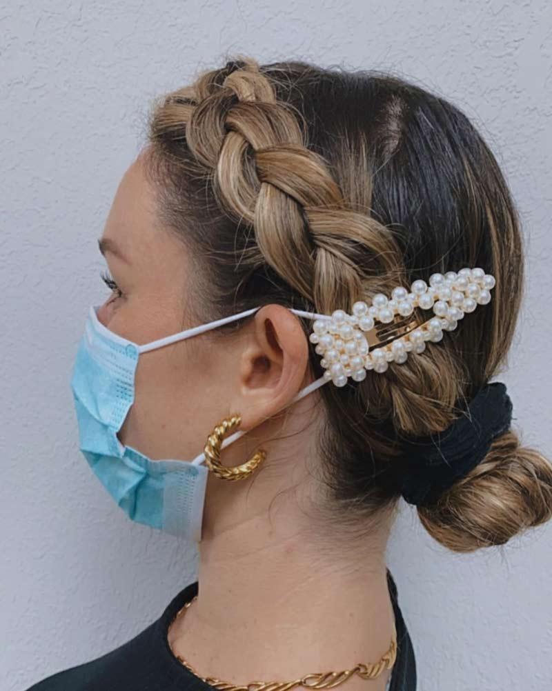 penteado-para-usar-com-mascara-e-nao-doer-orelha
