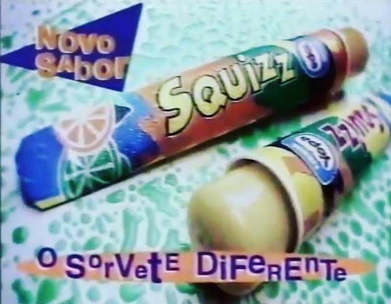 Squizz-sorvete