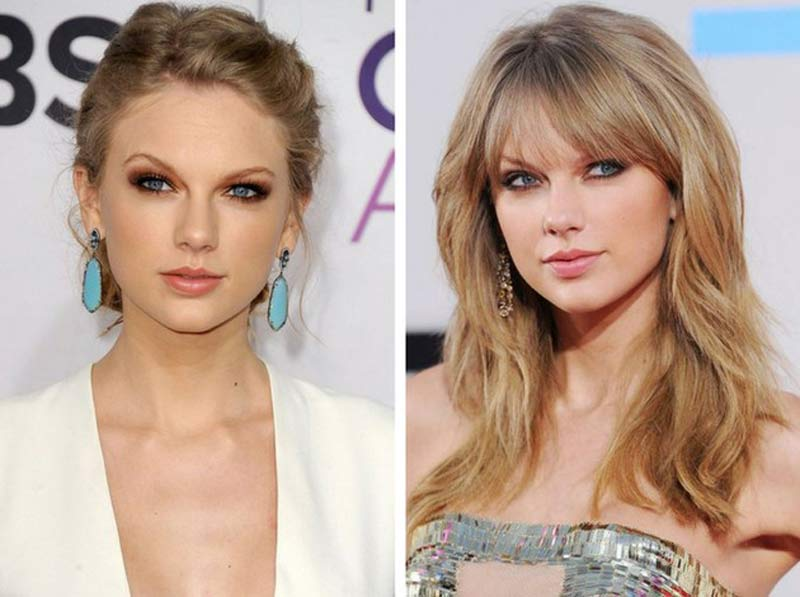 Taylor-Swift-antes-e-depois-franja
