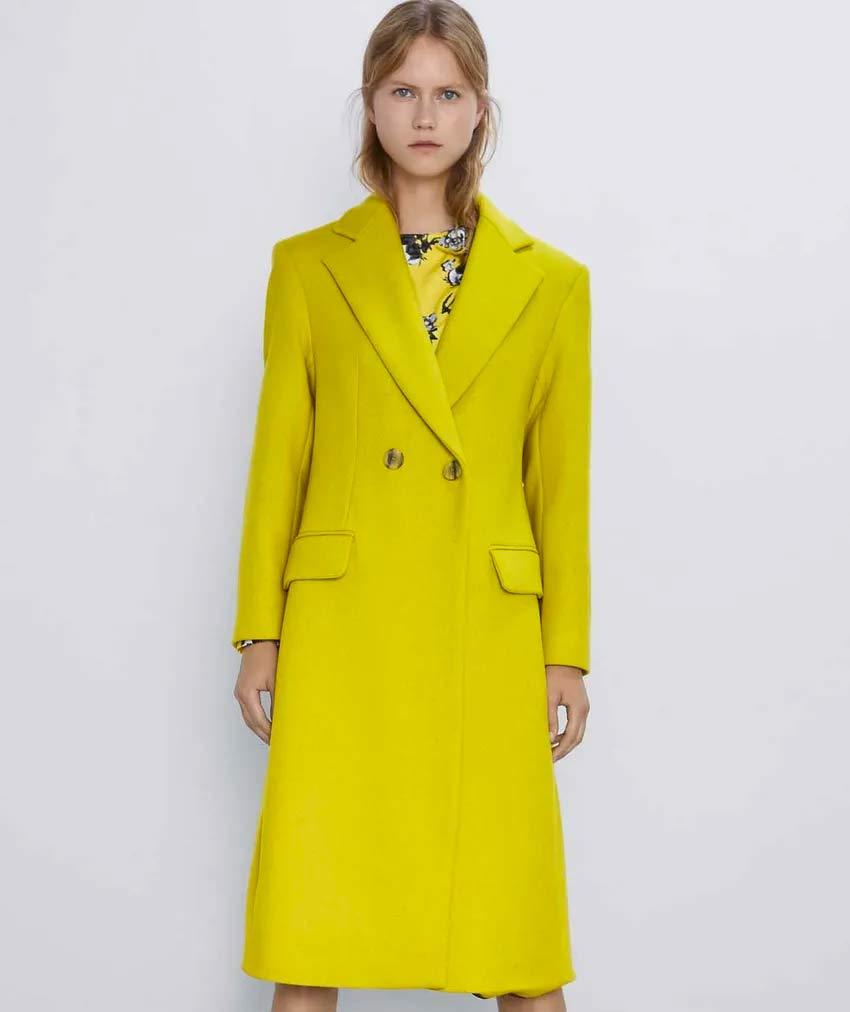 casaco-zara-inverno-amarelo-limao