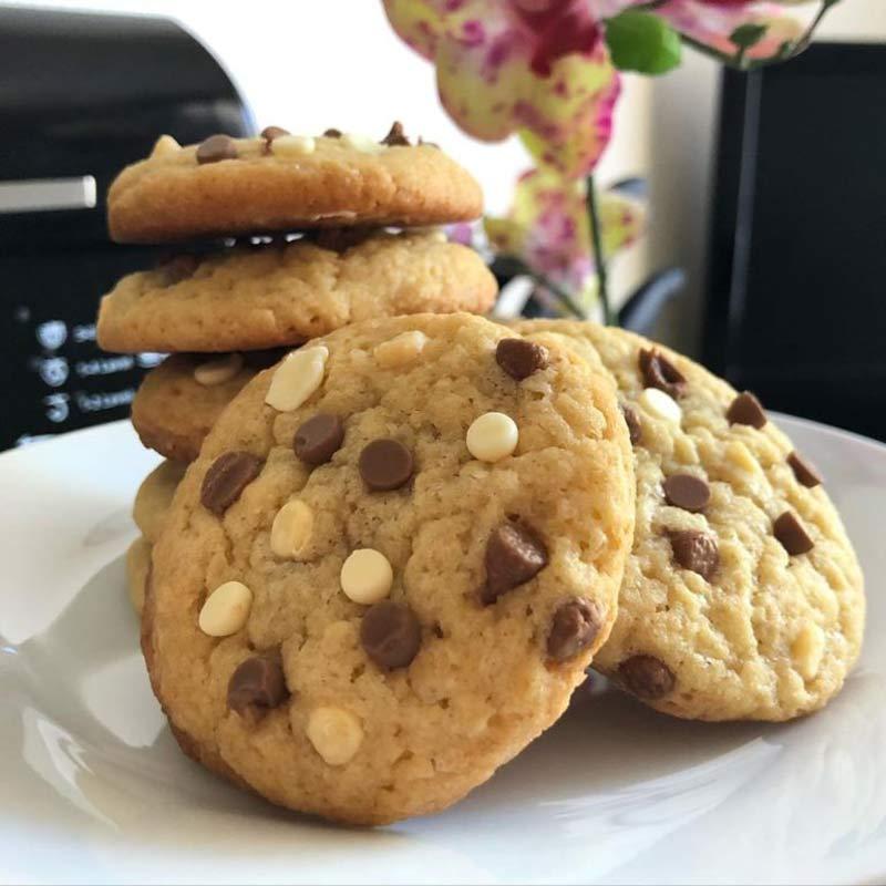 como-fazer-cookies-no-microondas-receitas-tiktok