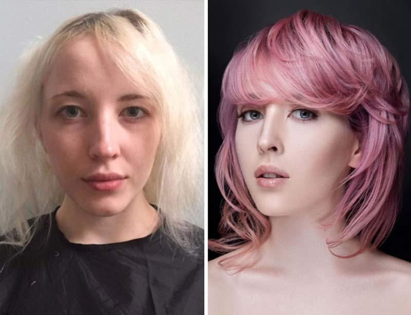 corte-de-cabelo-feminino-rosa