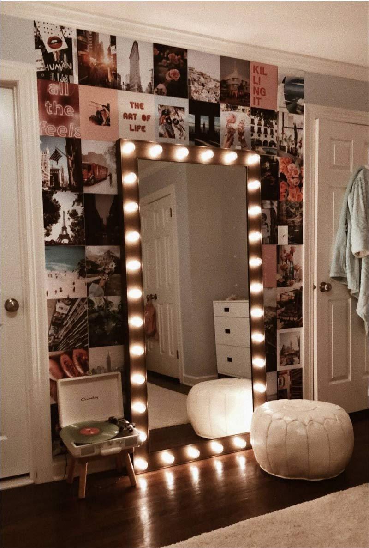decoracao-de-espelho-aesthetic