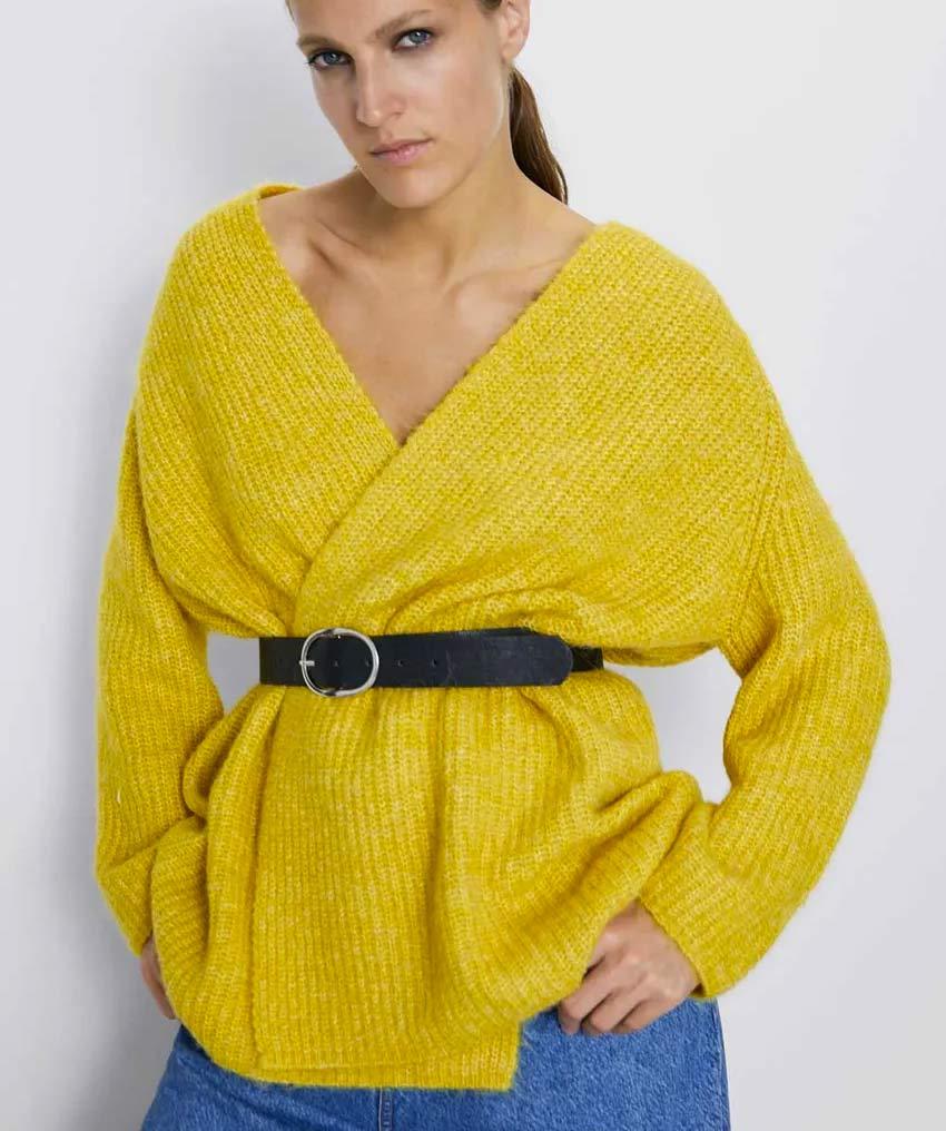 inverno-zara-2020-2021-casaco-de-la-amarelo-como-usar