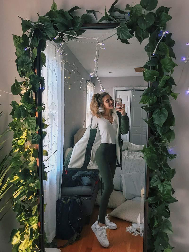 moldura-espelho-com-folhas-verdes